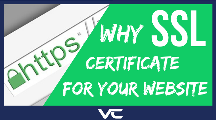why SSL certificate for your website yukudemy